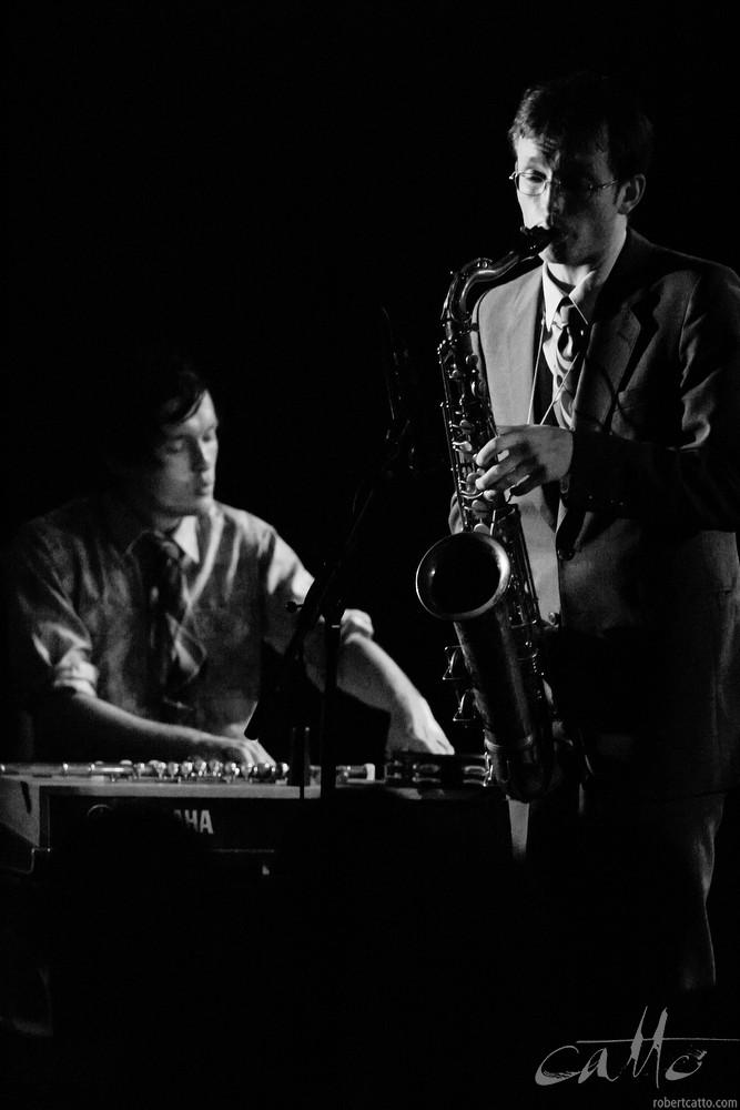 Twinset attheWellington International Jazz Festival 2003.