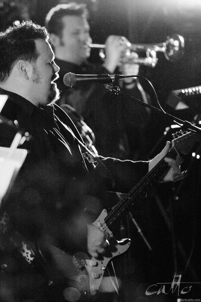 Darren Watson attheWellington International Jazz Festival 2003.
