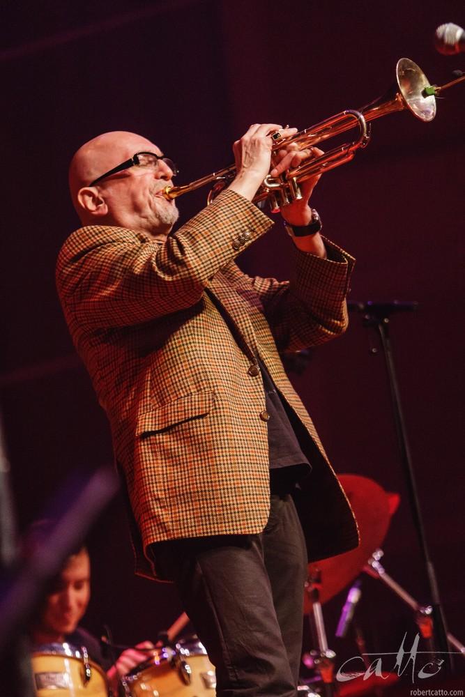 Tomasz Stankoat theWellington Jazz Festival, 2009.