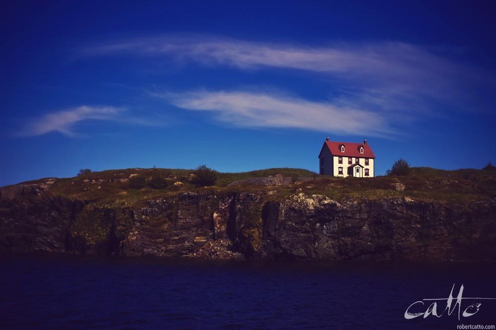 Trinity, Newfoundland on Canada's east coast