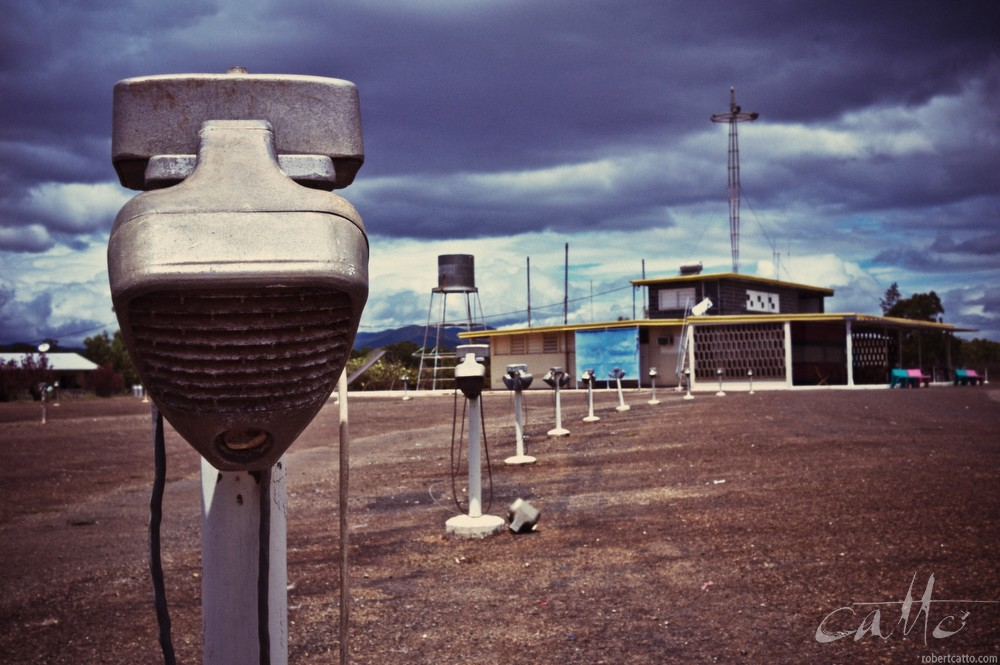 Drive-in Cinema near Port Douglas, QLD