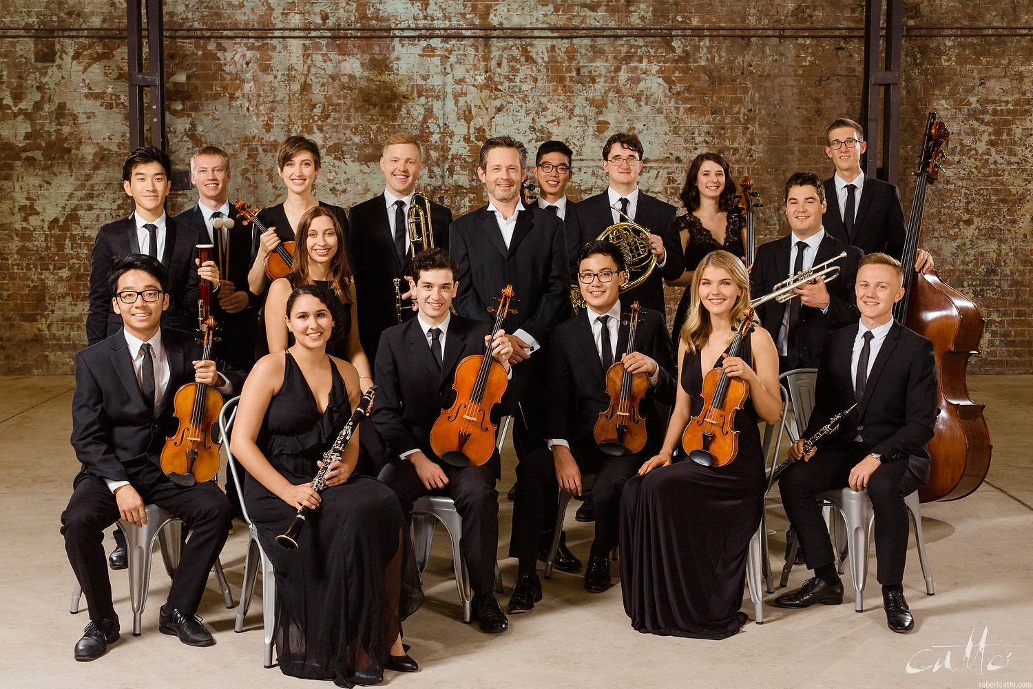 The Sydney Symphony Orchestra Fellowship for 2016