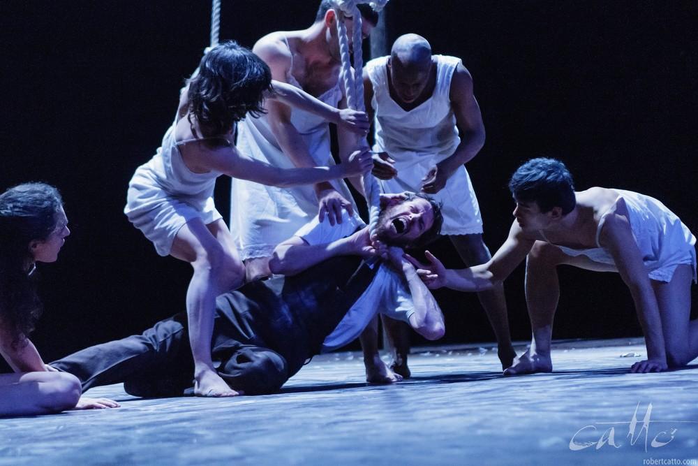 Fabulous Beast Dance Theatre's Giselle, 2008