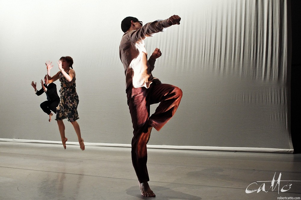 MTYLand by choreographer Claire O'Neil with Footnote Dance, 2010