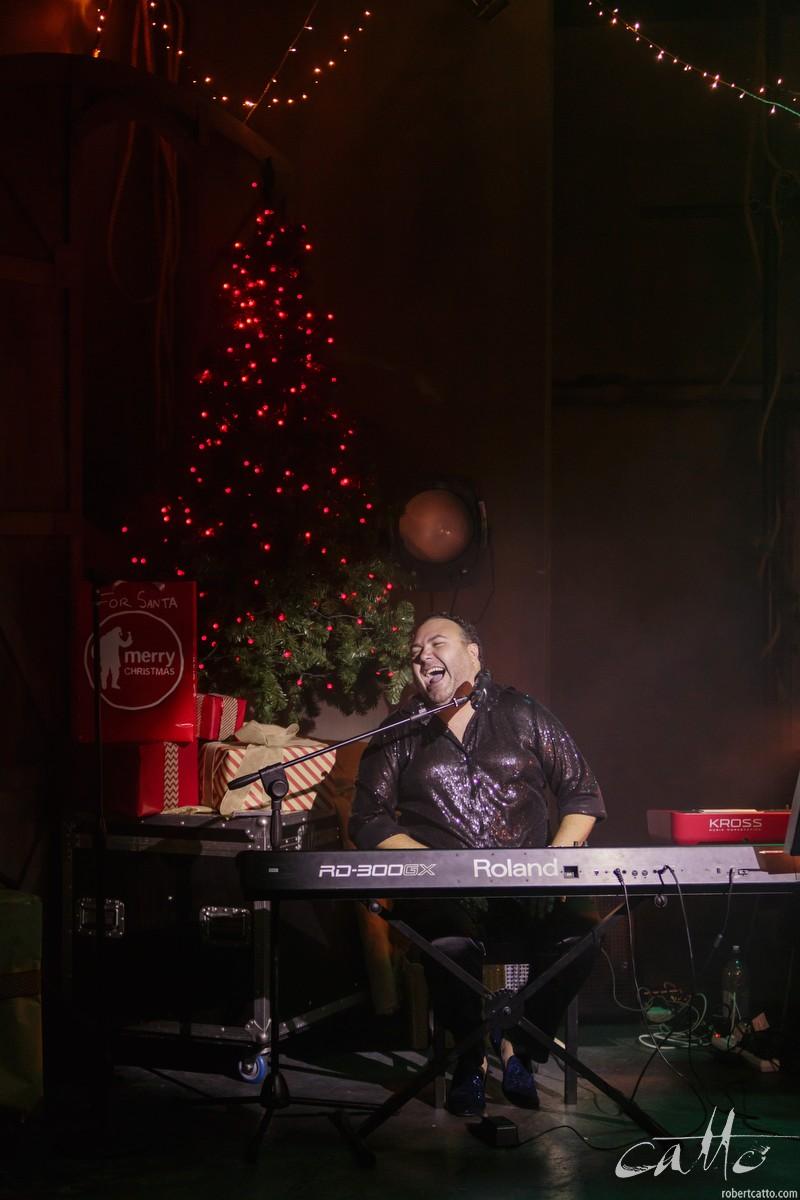 Trevor Ashley performing A Simple Wish