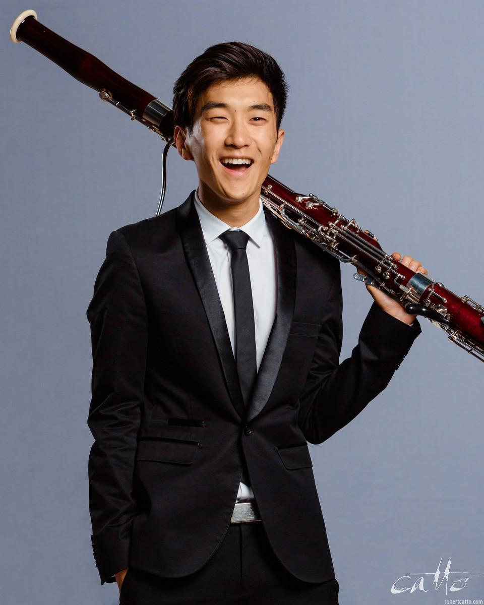 Justin Sun, Bassoon