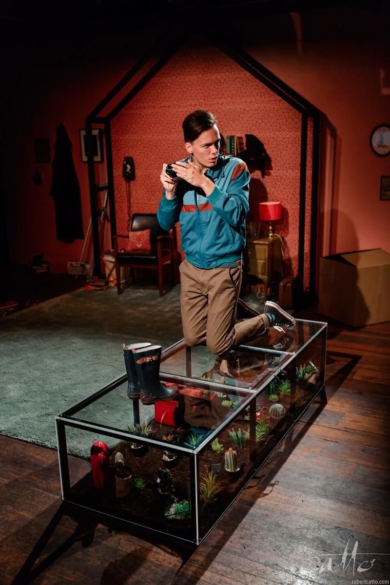 James Raggatt as Jonah in Blink