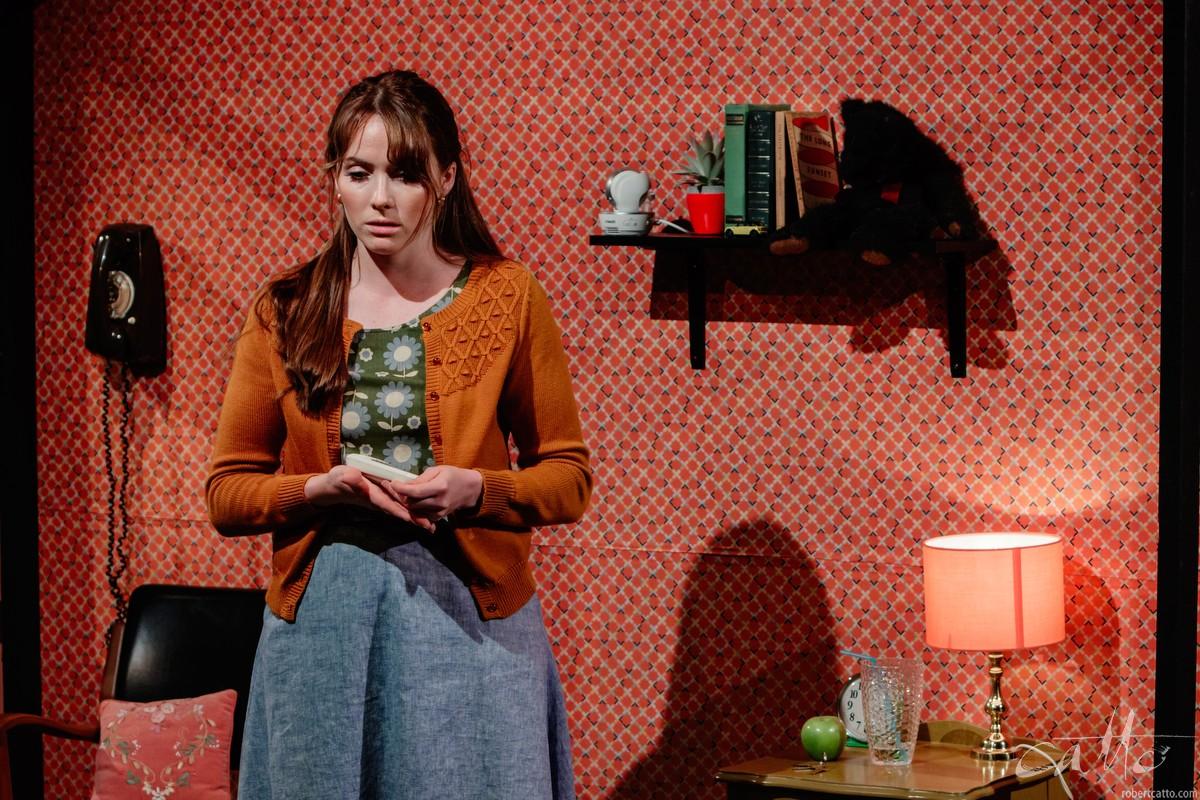 Charlotte Hazzard as Sophie in Blink