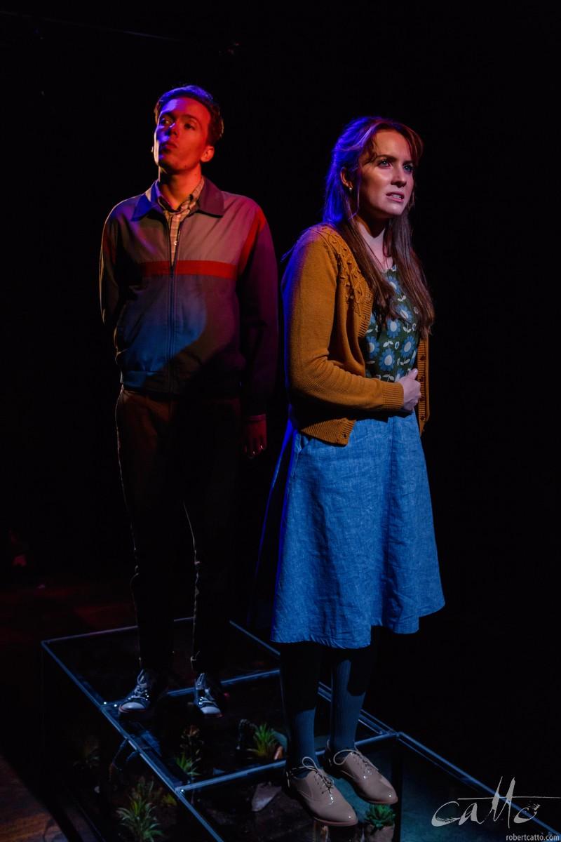 James Raggatt &Charlotte Hazzard in Blink