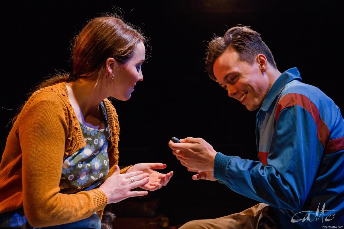 Charlotte Hazzard & James Raggatt in Blink