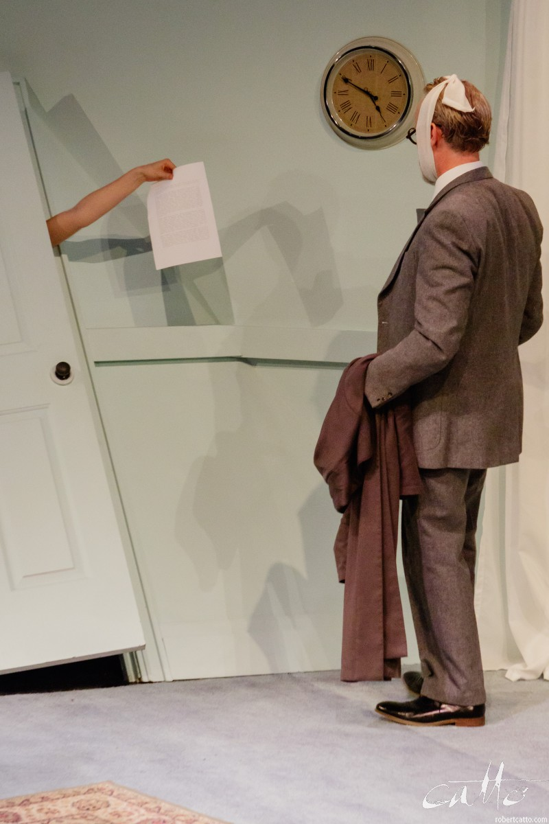 Miranda Daughtry and Jo Turner in Hysteria