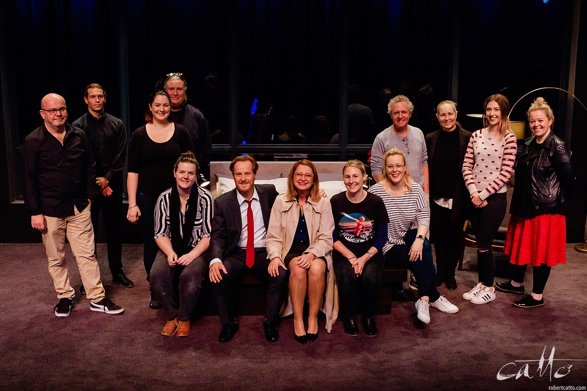 Cast & crew of I Love You Now