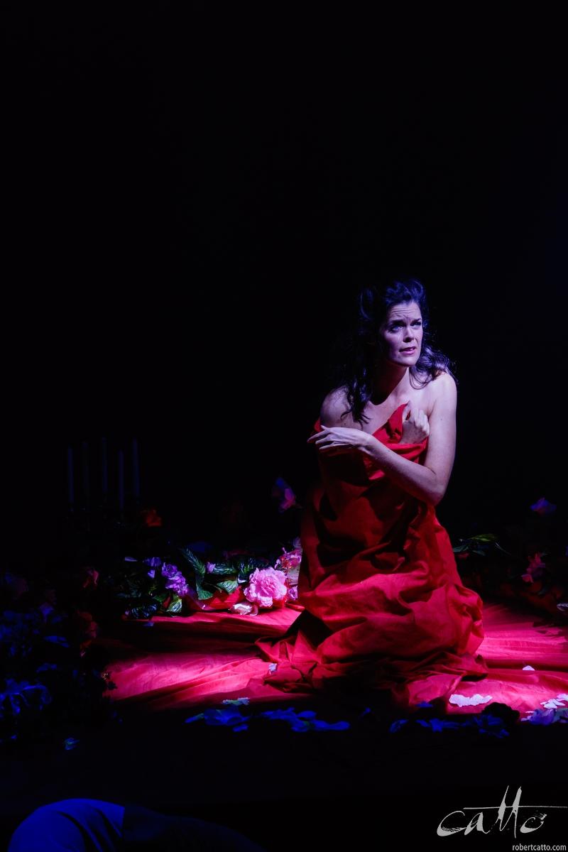 Valda Wilson in Handel's Theodora at City Recital Hall, 2016