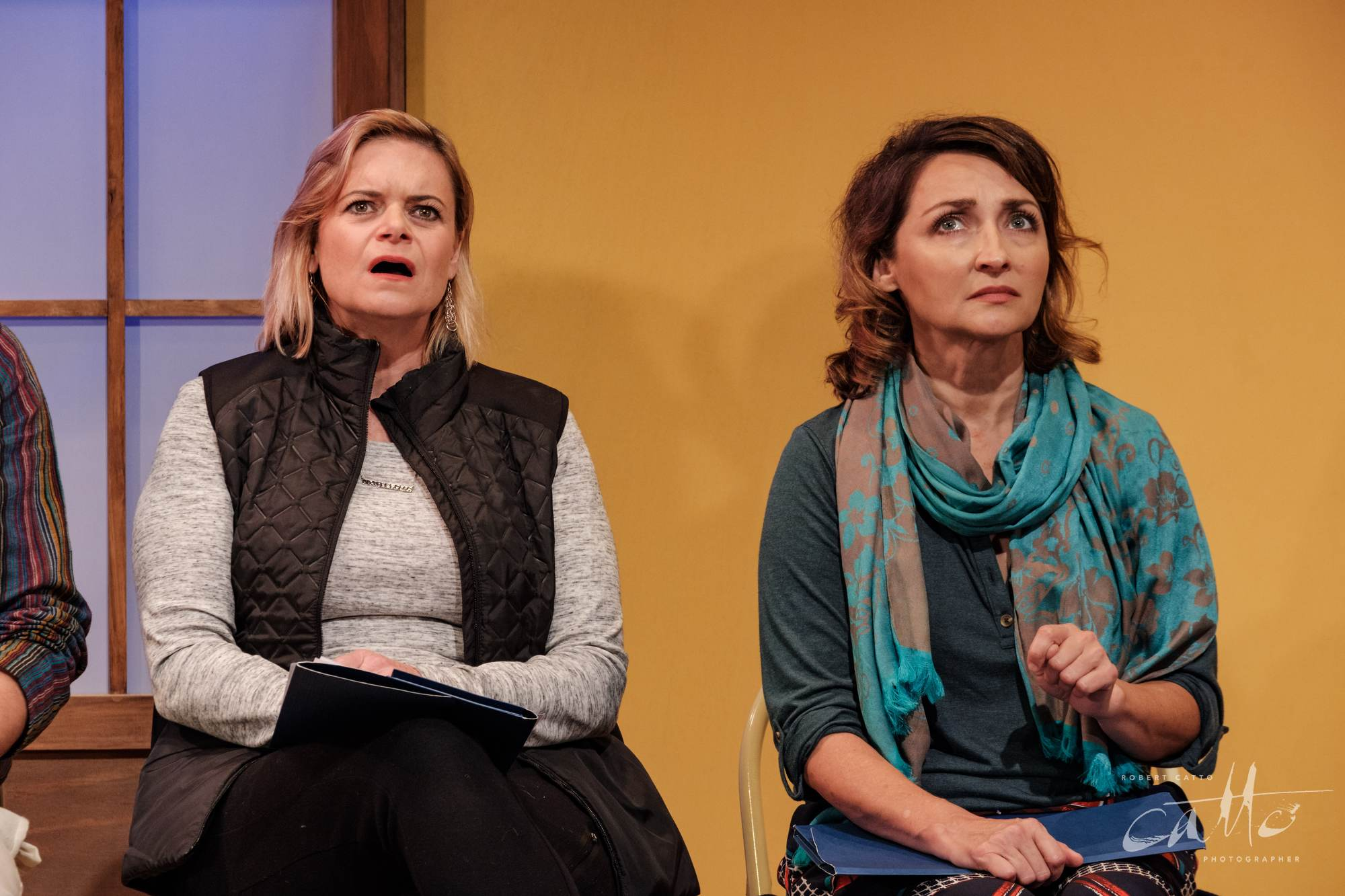 Darlinghurst Theatre Company presents Small Mouth Sounds by Bess Wohl