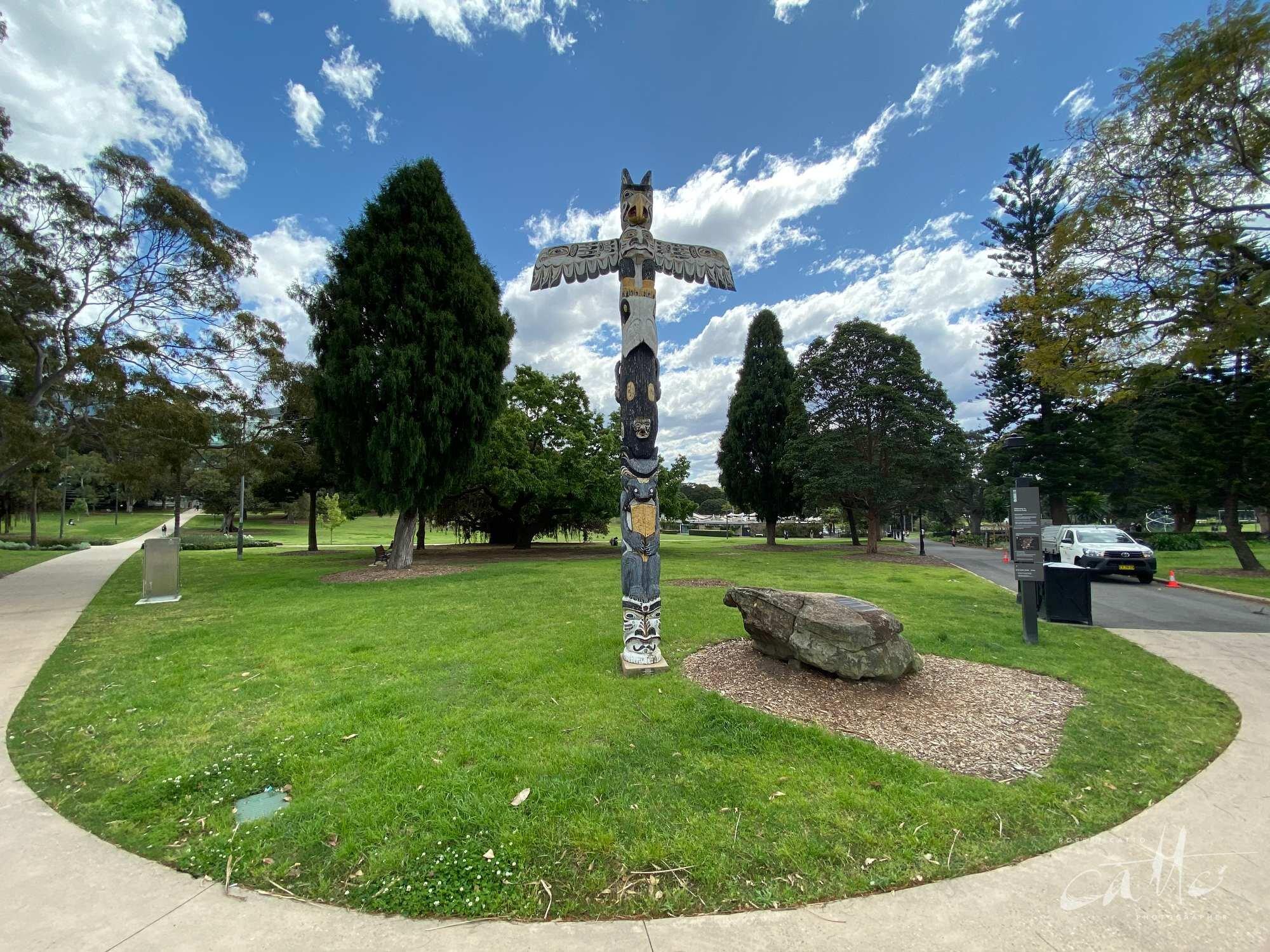 Victoria Park, Sydney (iPhone 11 Pro - 0.5x wide lens)