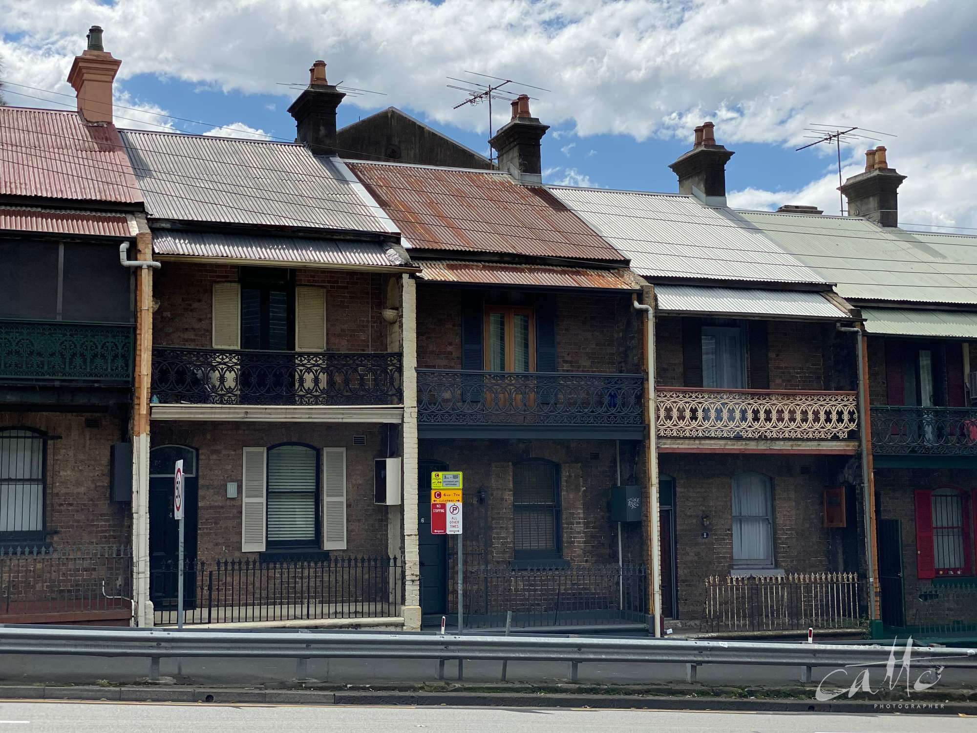 Cleveland St, Chippendale (iPhone 11 Pro - 2x zoom lens)