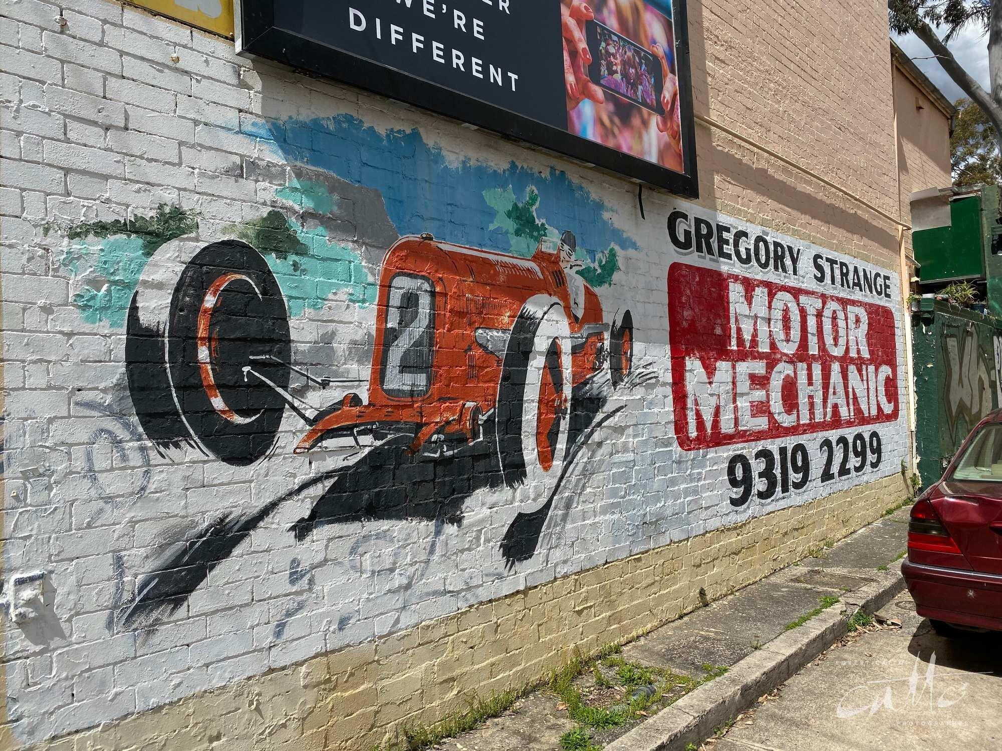 Cleveland St, Redfern (iPhone 11 Pro - normal lens)
