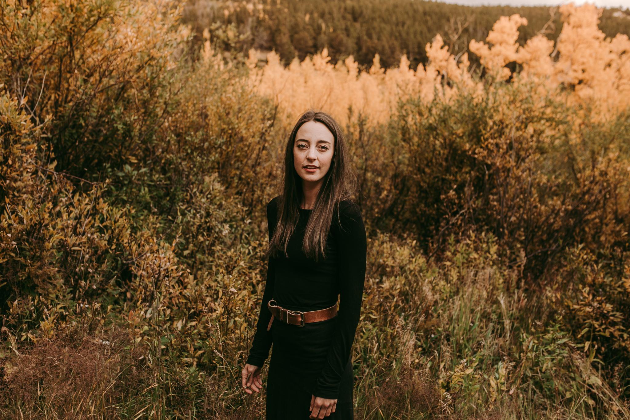Claire - Portrait
