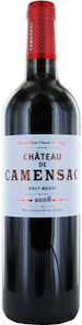 The excellent  Château de Camensac . I had the 2008, but other vintages are apparently just as good. Definitely worth tracking down.