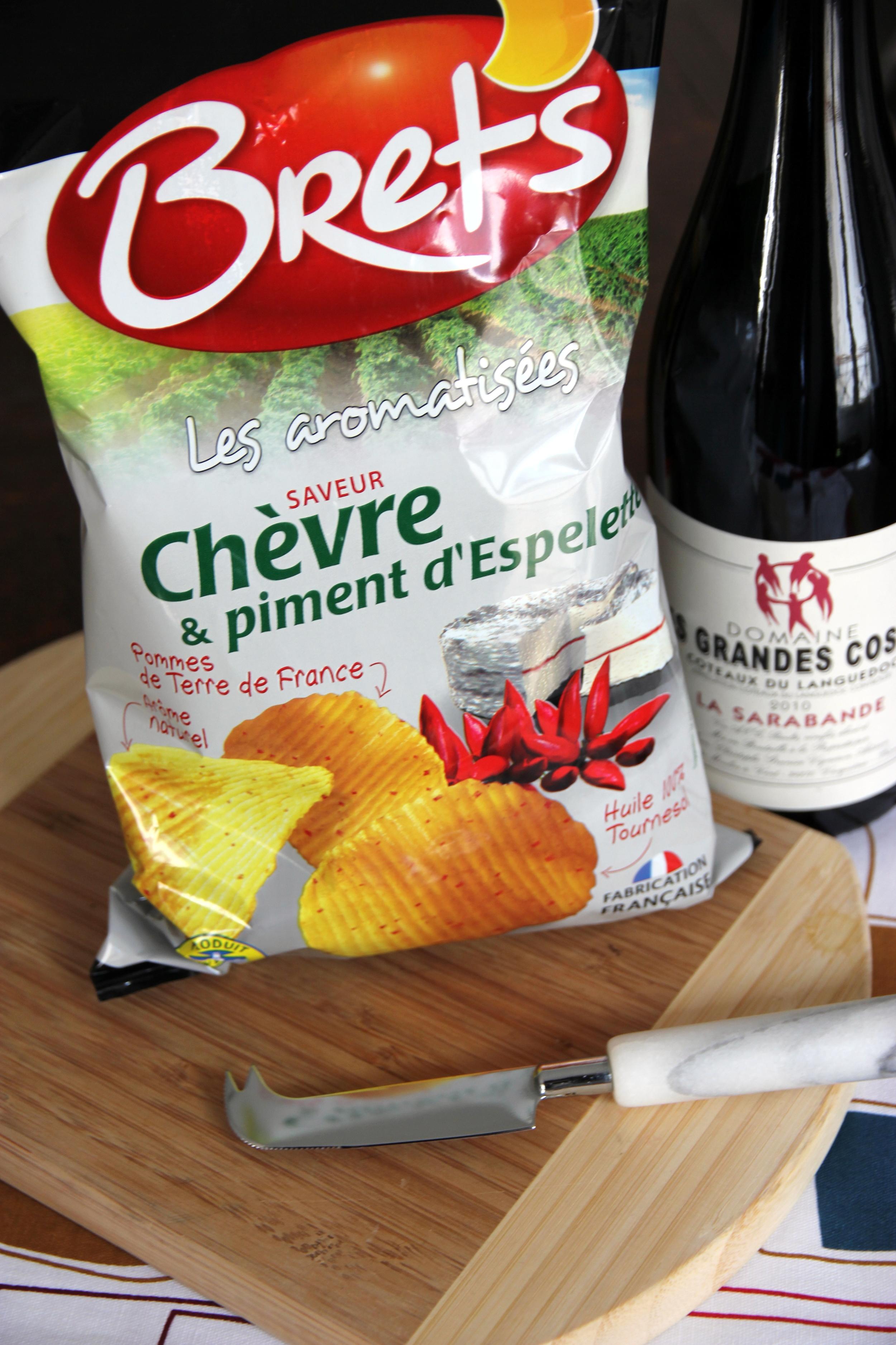 On ne l'a pas aux US :carrément un saveur français !