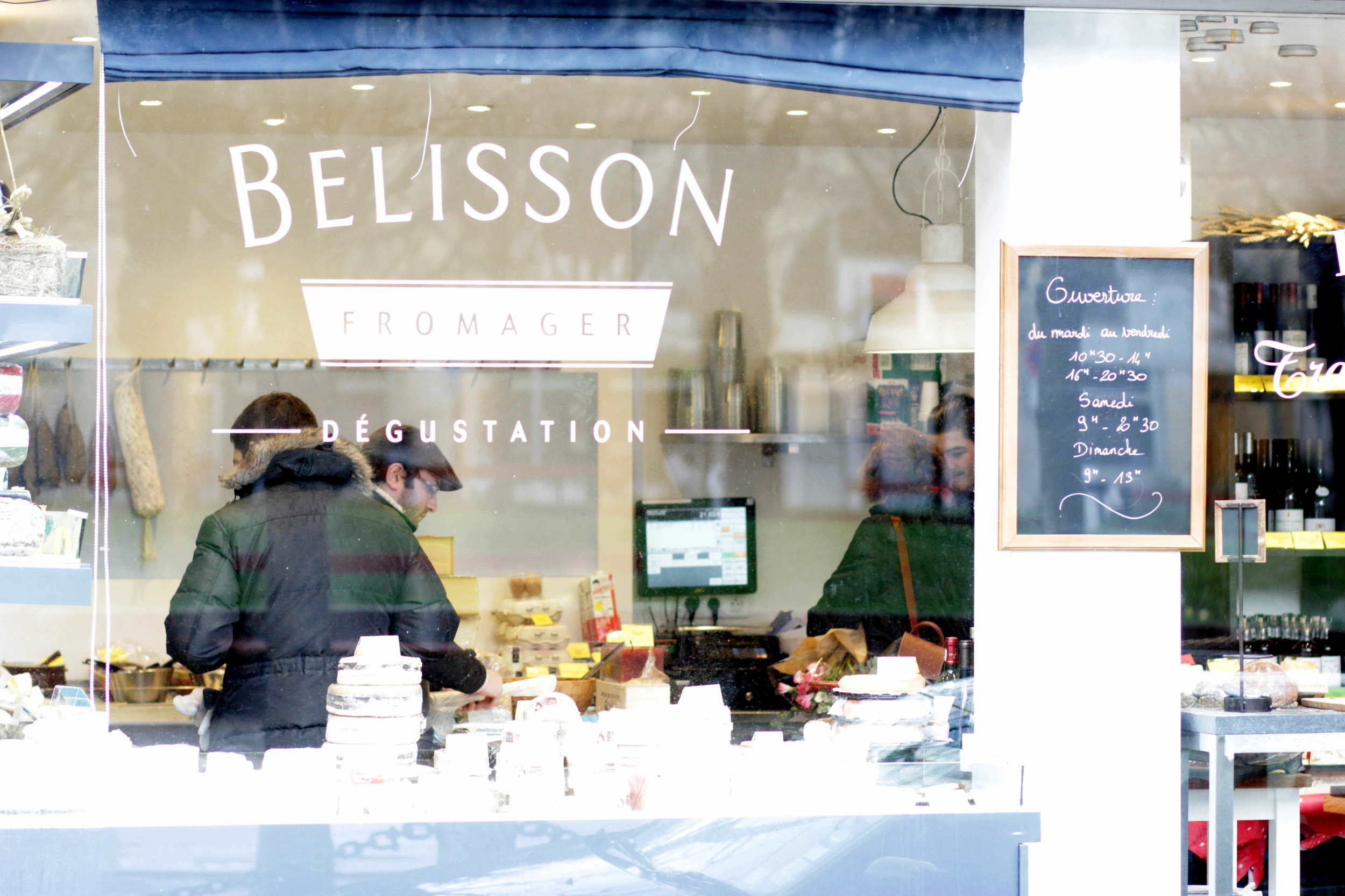 Fromagerie Belisson