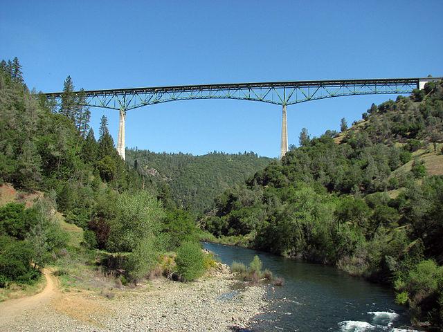 Auburn Foresthill Bridge