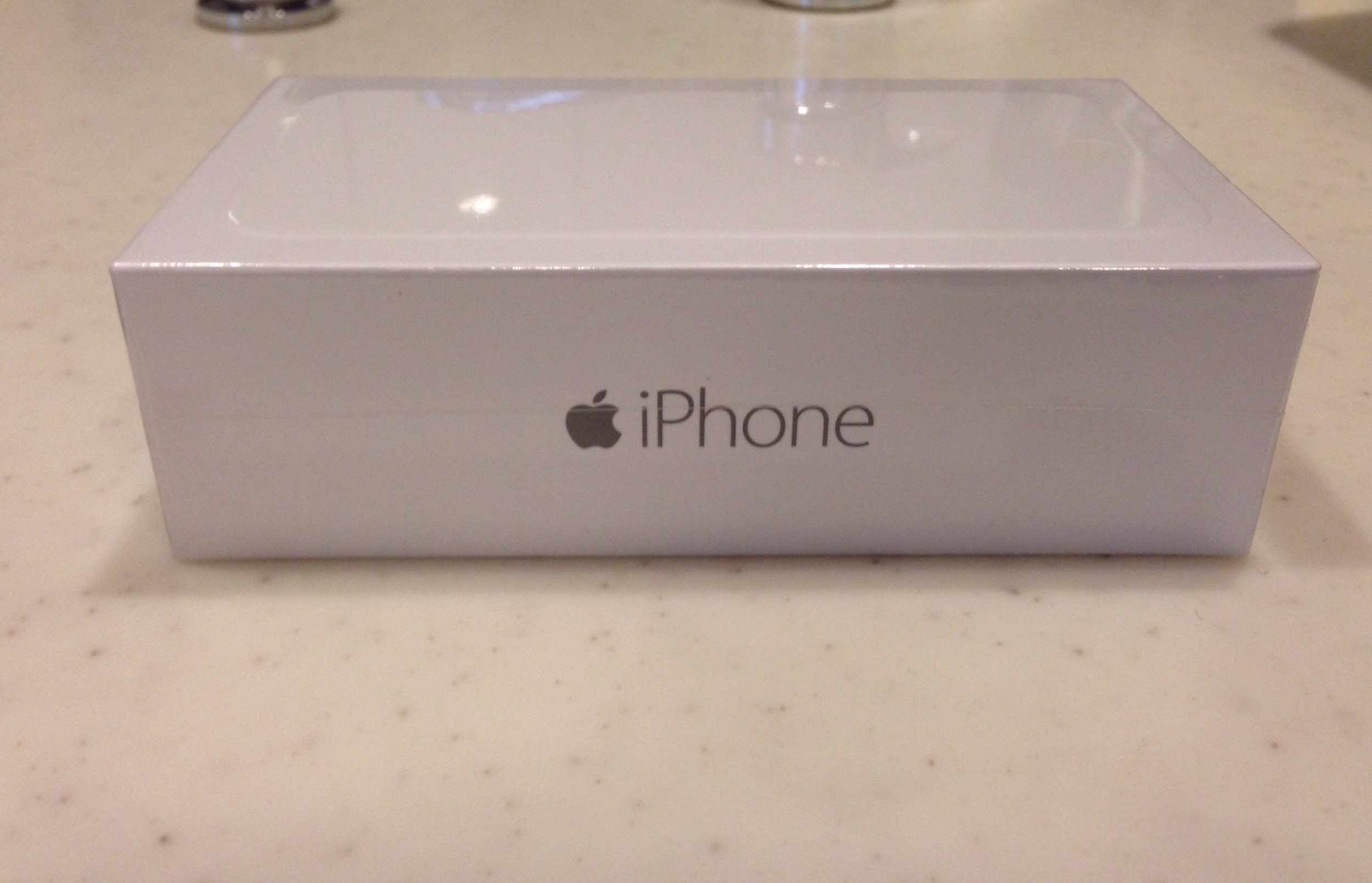 Pre-unboxed iPhone 6