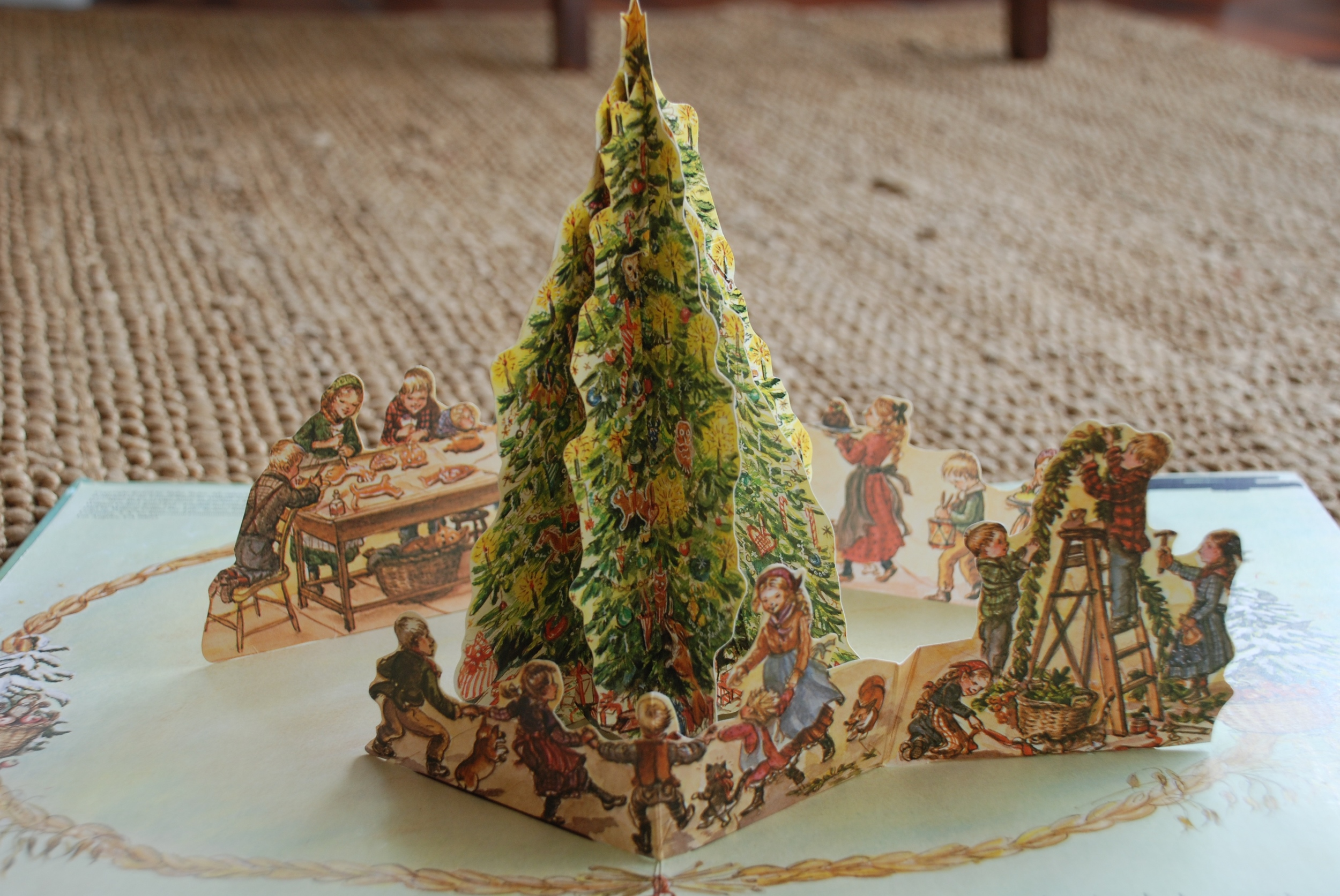 A Book Of Christmas by Tasha Tudor