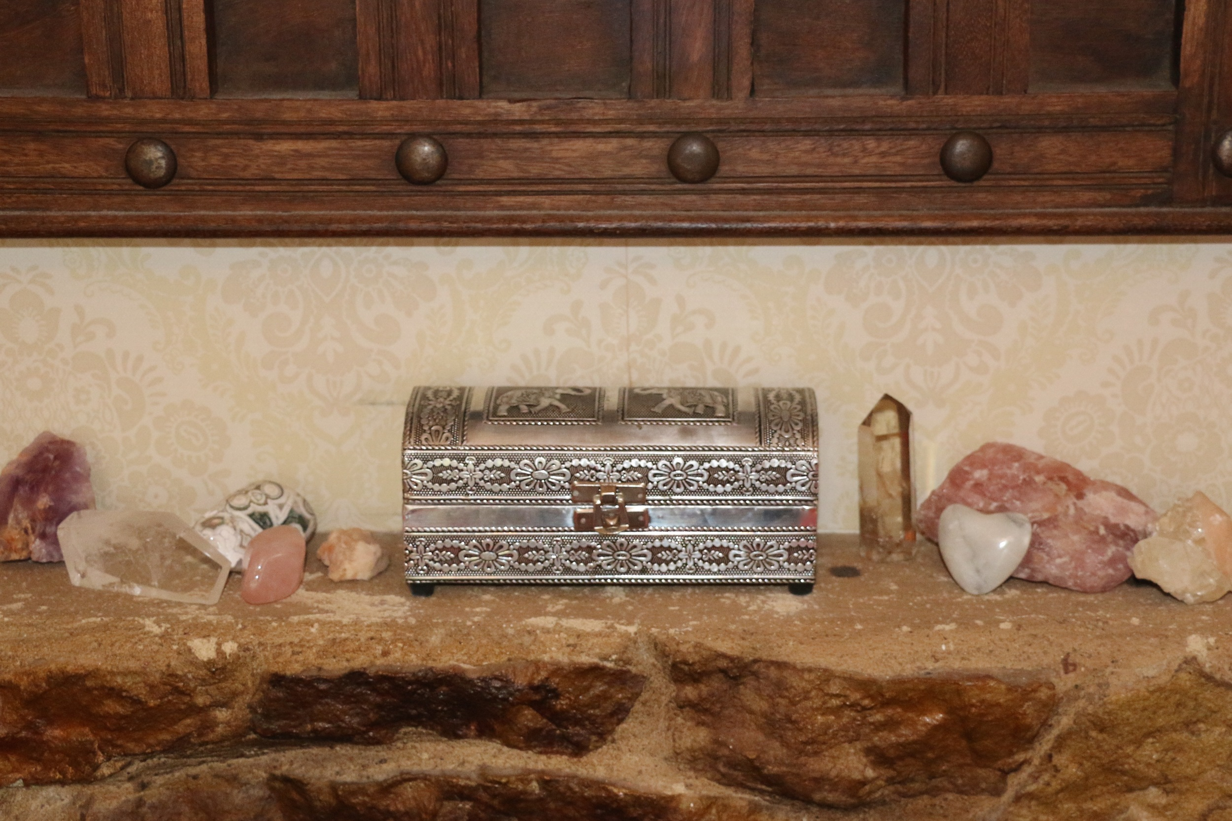 Matchbox and Mantle.jpg