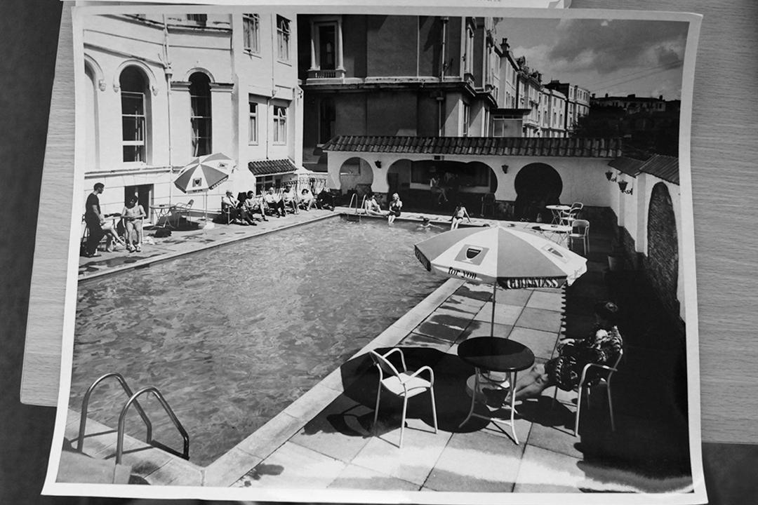 The Cavendish Hotel, Torquay, 1973