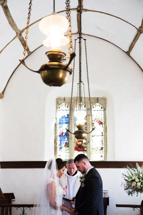 wedding vows Devon wedding