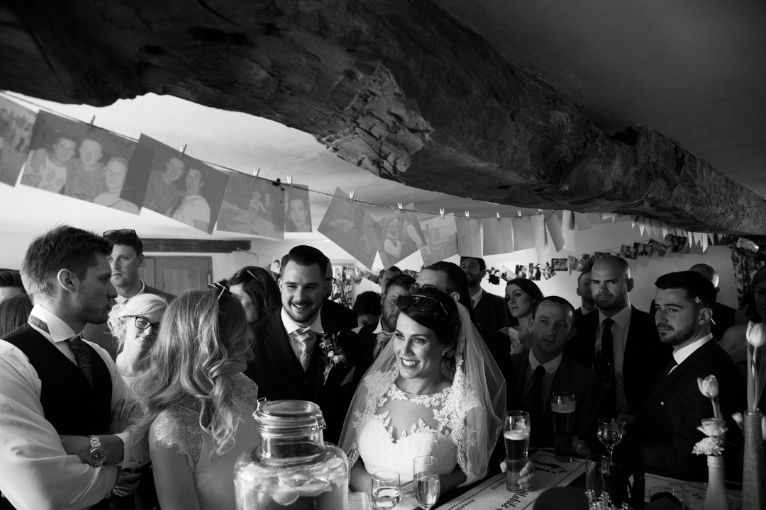 grand national wedding reception