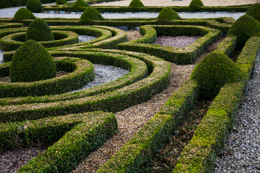 Kingston Estate maze