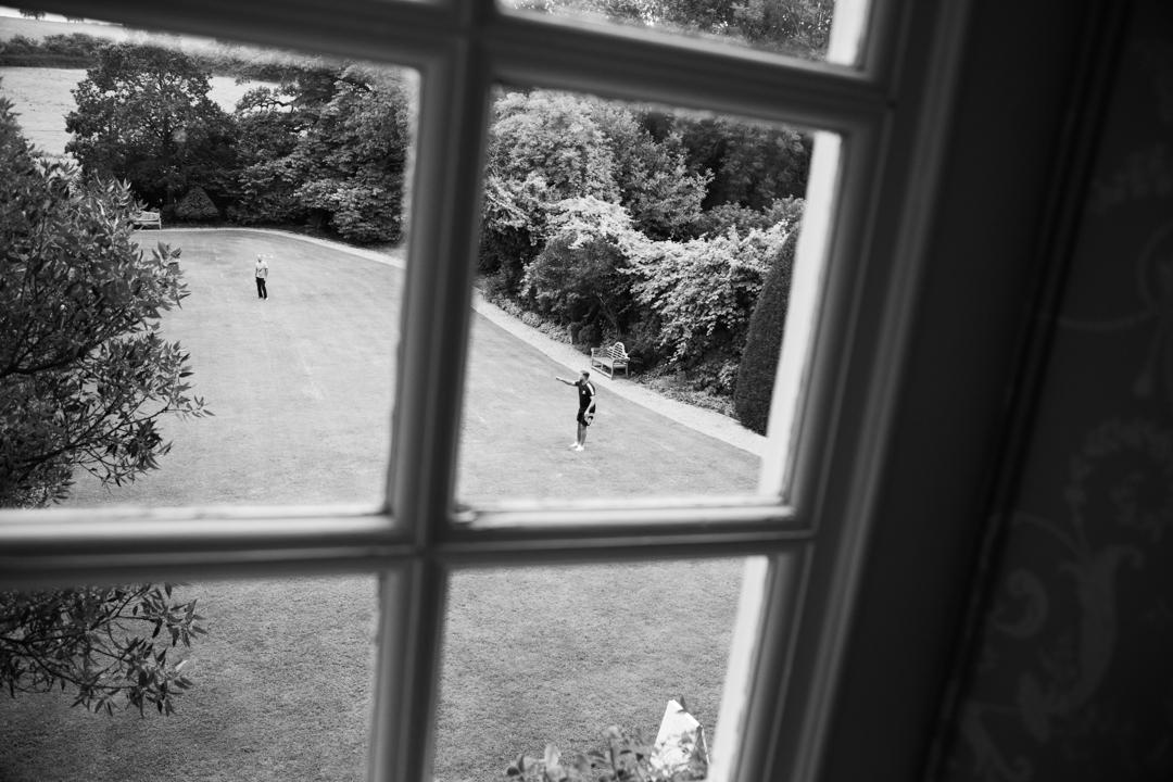 garden view Kingston Estate