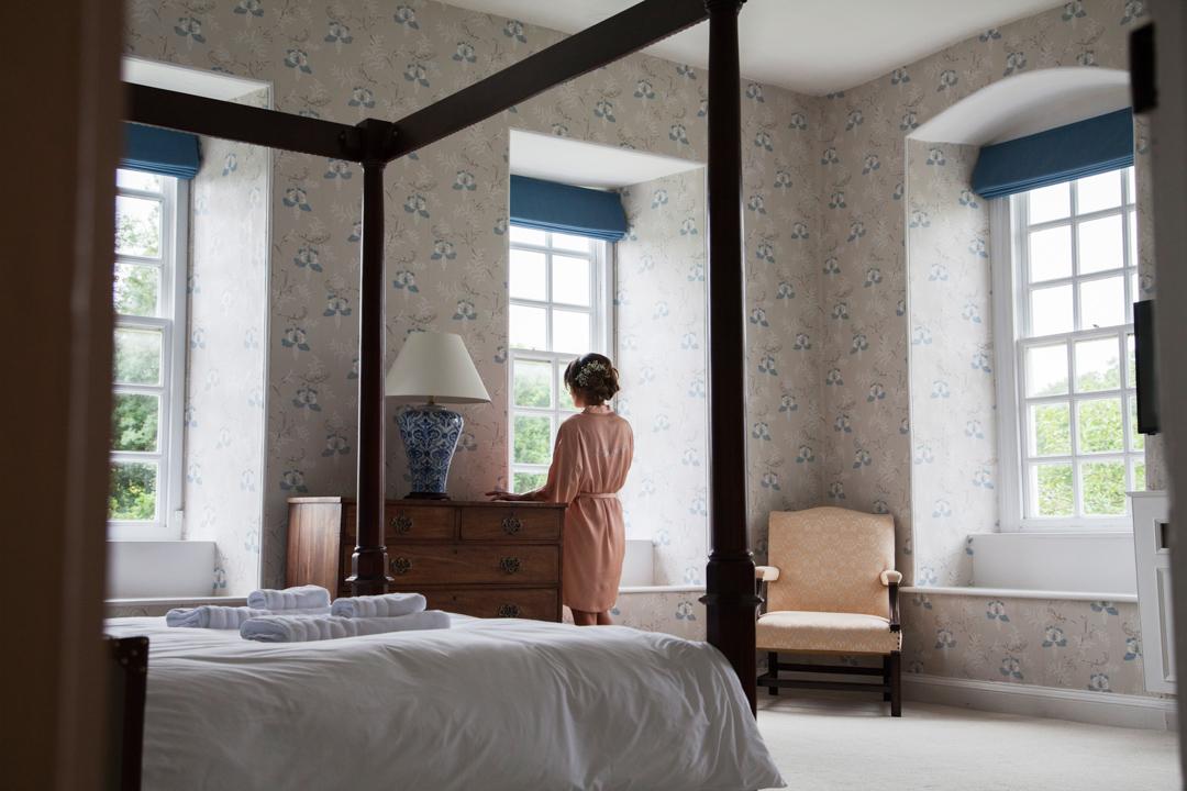 kingston estate bedroom