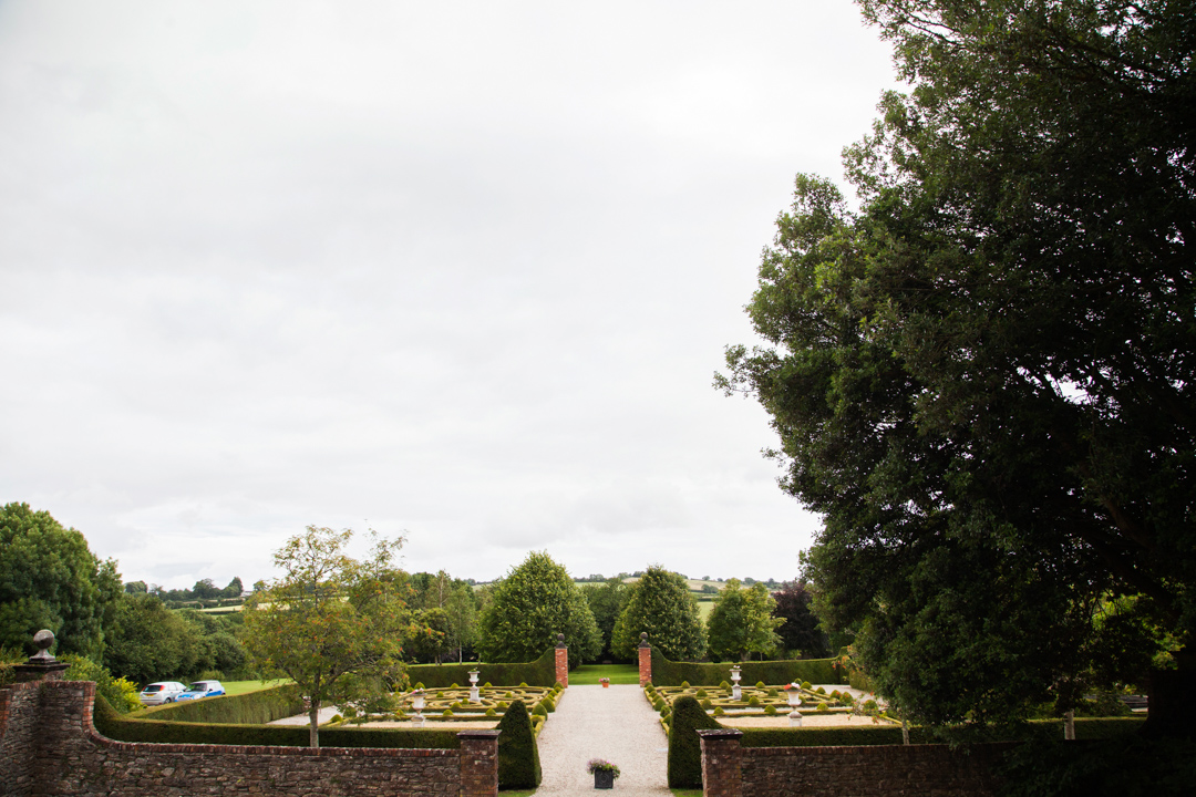 Kingston Estate gardens