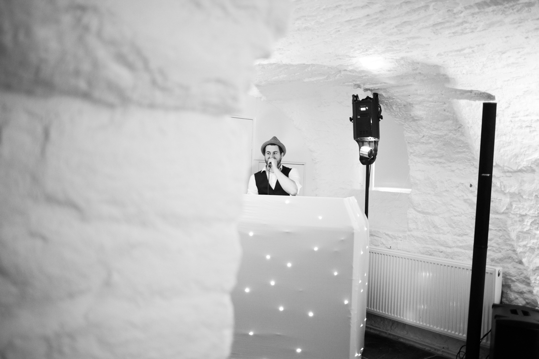 Devon wedding DJ