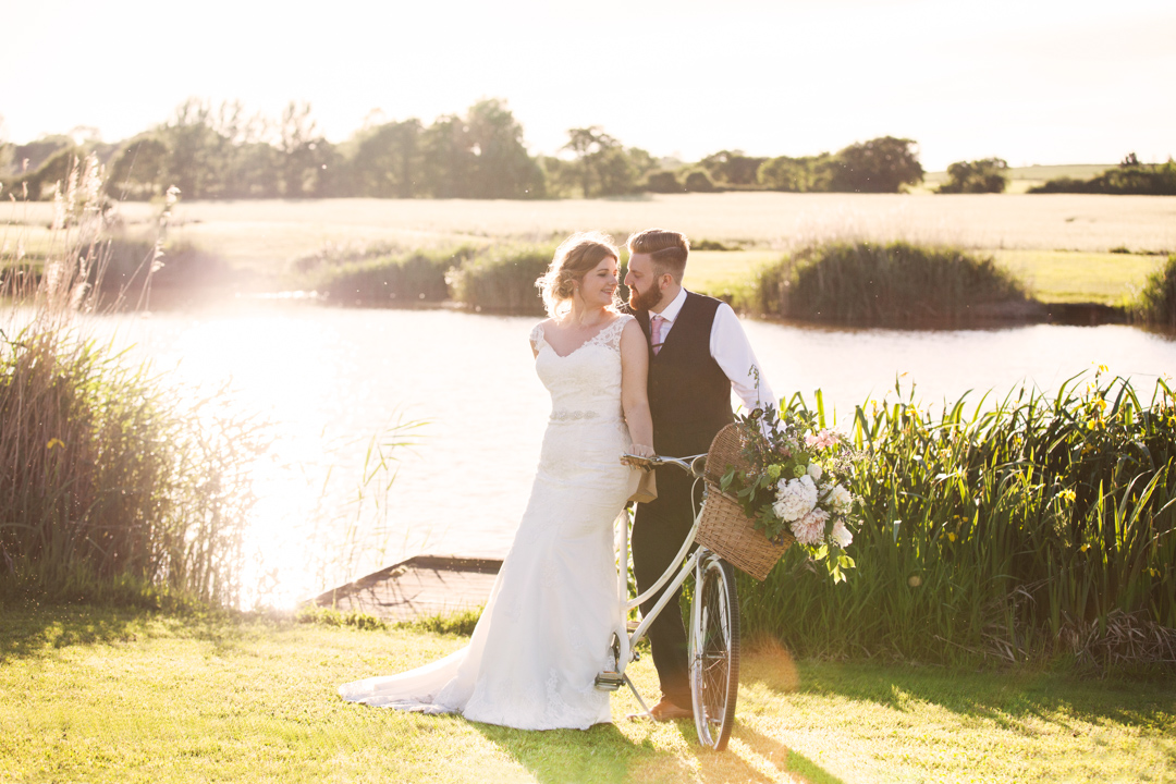 Quantock Lakes large wedding