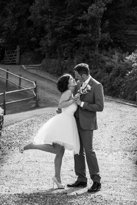 Millbrook Estate elopement wedding