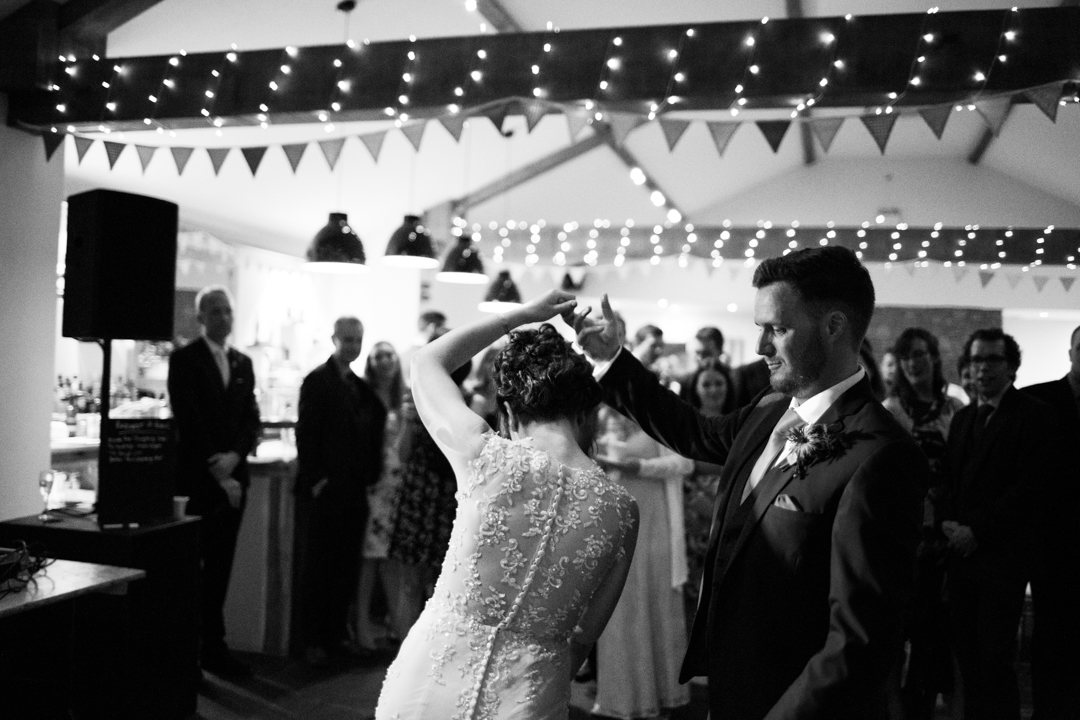 first dance Quantock Lakes