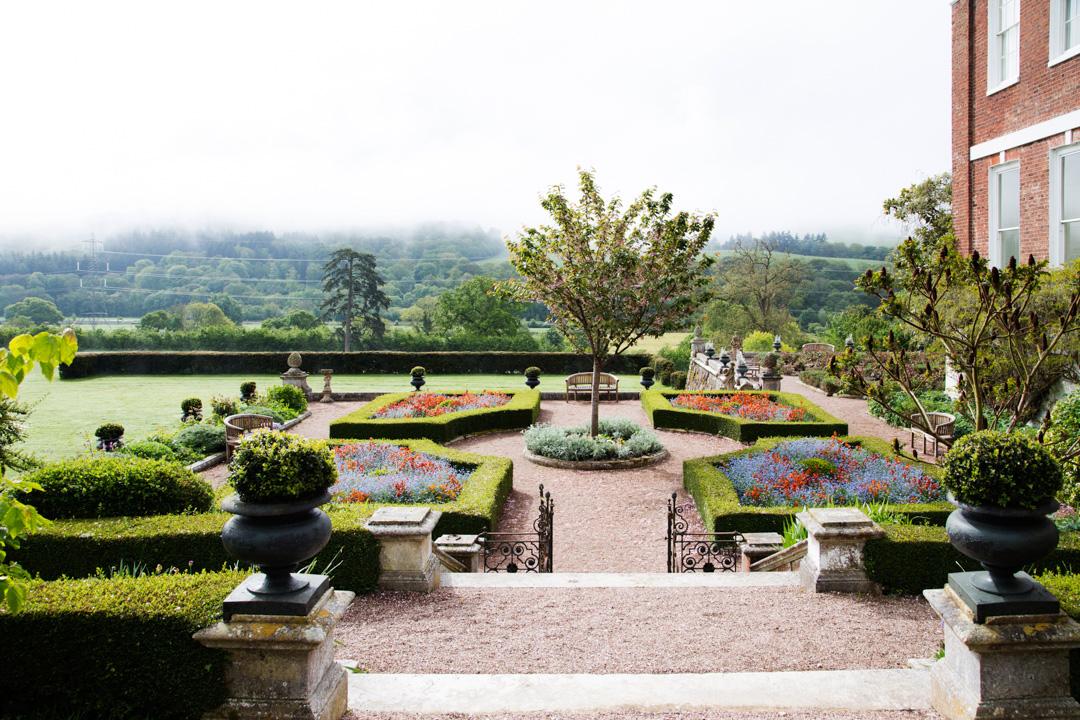 Pynes House gardens