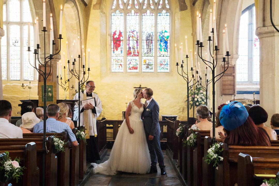 wedding ceremony St. Petrox