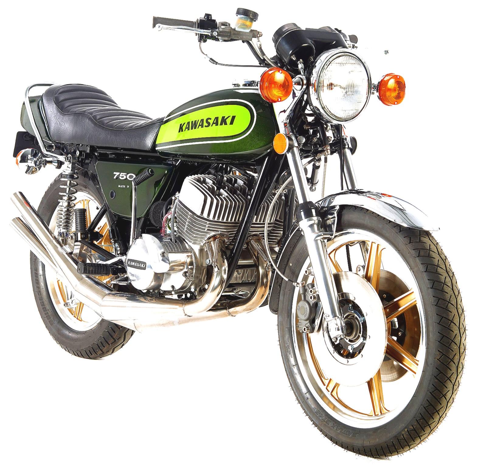 Kawasaki KH750 Special