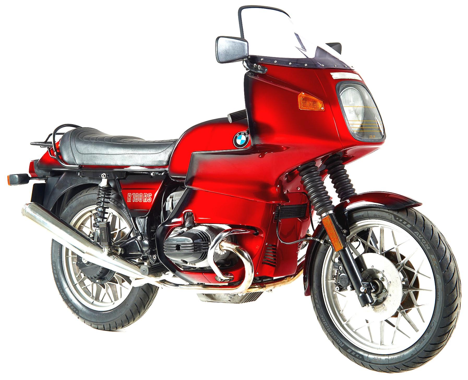 BMW R100RS
