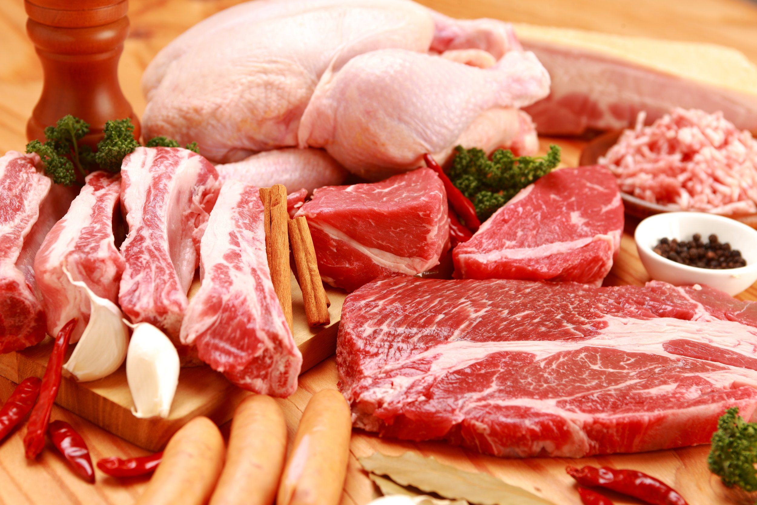 Hand Cut Meats & Poultry