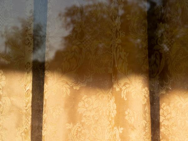 Curtain. Calipatria, California. 2015.