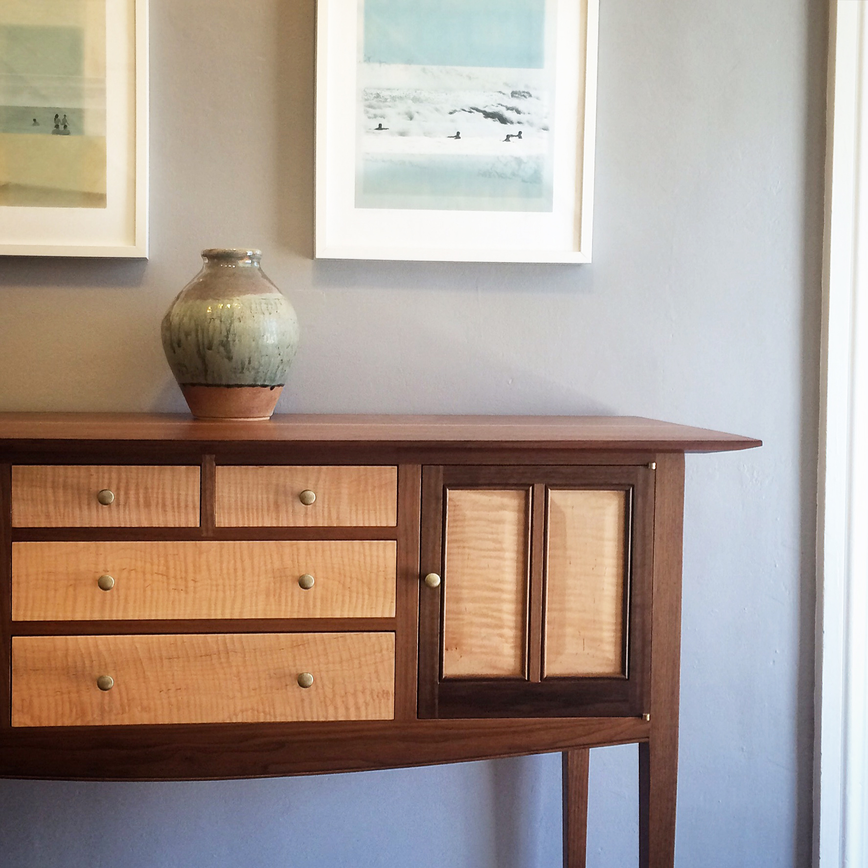 CASES:   SIDEBOARDS, CHESTS, & CABINETS