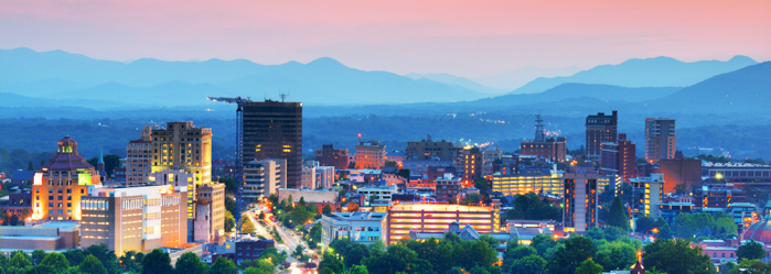 Just 5 Minutes From Vibrant Downtown Asheville!