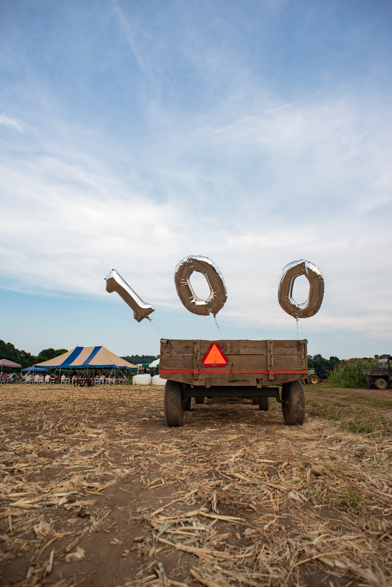 100 Years of Burwinkel Farms | Amie Santavicca, Photographer