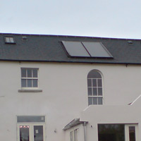 Solar Panels on Period House